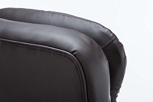 Sedia Ufficio Elegante : Clp sedia ufficio vancouver xxl in similpelle i poltrona elegante