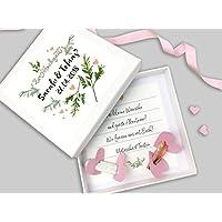 Geldgeschenk zur Hochzeit PERSONALISIERT Sow in Love