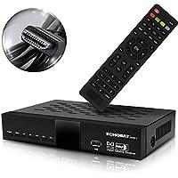 HD LINE HDMI Receiver für Sat - Digitaler Satelliten HD Receiver (HDTV, DVB-S /DVB-S2, HDMI, AV, 2x USB 2.0, Full HD 1080p, Digital Audio Out) [Vorprogrammiert für Astra, Hotbird und Türksat] [PDF]