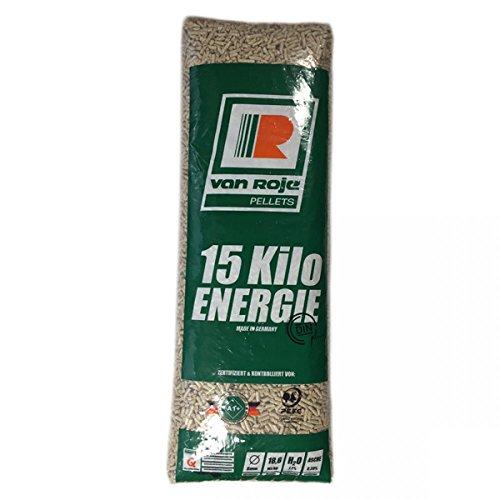 30 kg DIN Plus pellets 2 x 15 kg bolsa