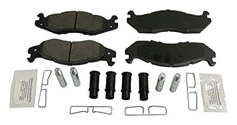 Brake Pad Master Kit, Front