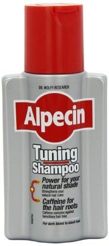 Alpecin Tuning Shampoo 200ml - (Pack of 3) by Acdoco (English Manual)