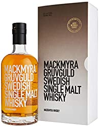 Mackmyra Whisky Gruvguld Single Malt Whisky (1 x 0.7 l)