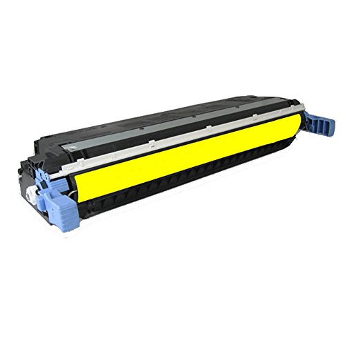 ECS Kompatible Tonerkartusche gelb ersetzen C9732A für HP Drucker Laserjet 55005500DN 5500DTN 5500HDN 5500N 55505550N 5550DN 5550DTN 5550HDN -
