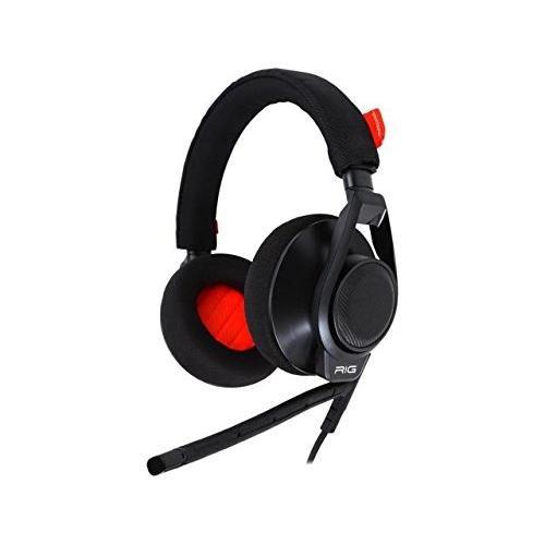 Plantronics Rig Flex LX Performance Game & Chat Stereo-Headset, kabelgebunden, Schwarz 01 Plantronics Audio
