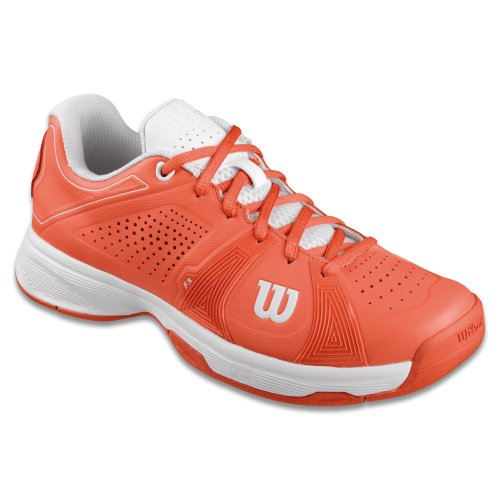 Wilson - Rush sports lady - Chaussures tennis Rouge