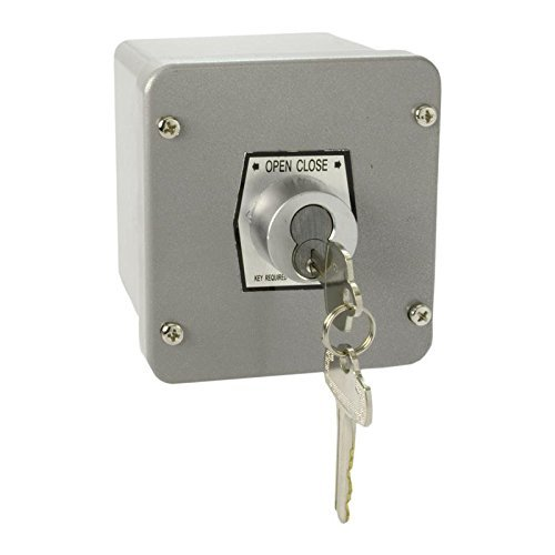 MMTC 1KXL-BC Nema 4 Exterior On-Off Best Cylinder Or Equivalent Key Switch Surface Mount by MMTC