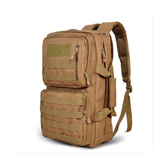 BUSL Outdoor-Umhängetasche Männer und Frauen Taschen Sporttasche mit großer Kapazität Tasche wasserdicht Reiten Bergsteigen b