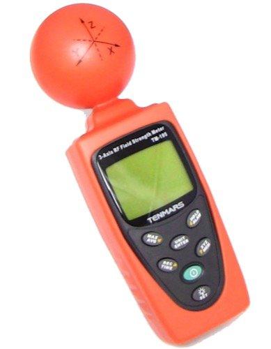 Misuratore di intensità di campo RF a 3 assi modello TM-195 - Cablematic