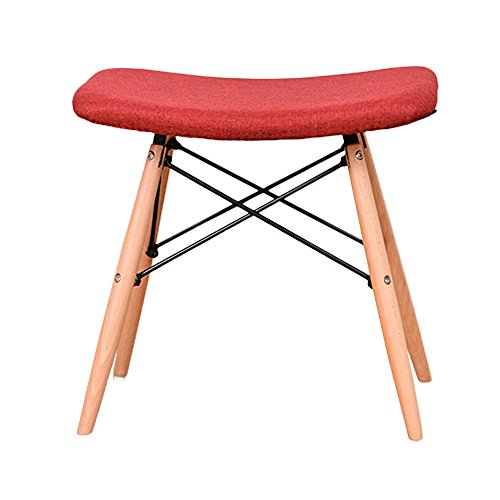 sogar-home-or-outdoor-creative-portable-makeup-chairs-bench-stool-chairrose-red