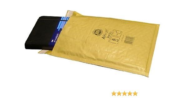 20 JIFFY Bags JL2 Padded Envelopes 205 x 245 Gold E//2