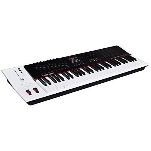 Teclado Nektar Panorama P6 MIDI - Negro / Blanco