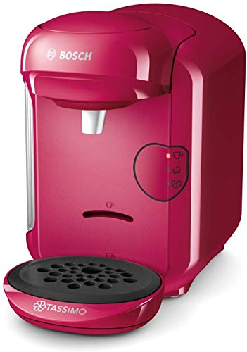 Bosch TAS1401Machine à Café Multi-Boissons 1300 W, Rose