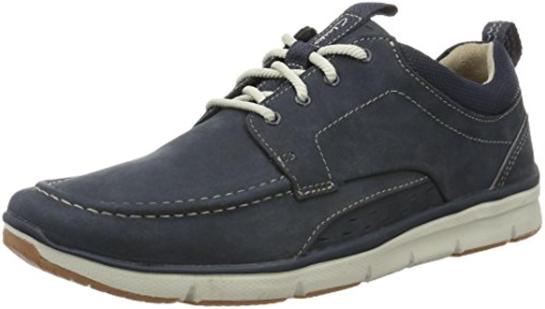 Clarks Herren Orson Bay Sneaker  Billig und erschwinglich Im Verkauf