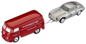 Schuco 450610300 Classic 1:90 - Piccolo Set Servicio Racing Porsche