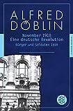 November 1918: Eine deutsche Revolution. Erz?hlwerk in drei Teilen. Erster Teil: B?rger und Soldaten 1918 (Alfred D?blin, Werke in zehn B?nden)