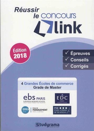 Le concours Link