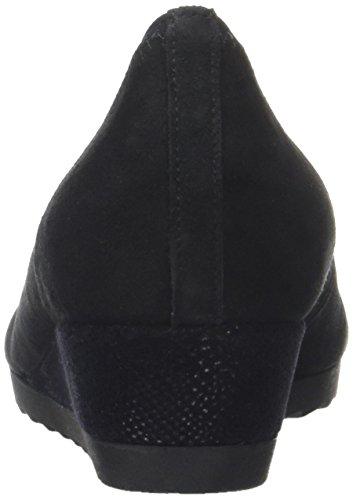 Gabor Shoes Comfort Sport, Ballerine Donna Nero (27 Schwarz)