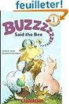 """Scholastic Reader Level 1: """"Buzz,"""" Sa..."""