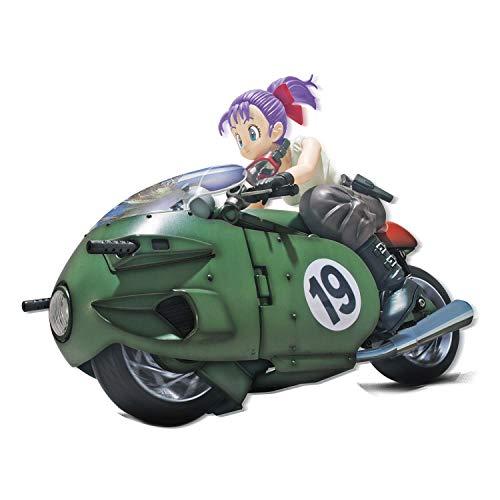 Bandai Hobby Dragon Ball Z Figure-Rise Mechanics Bulma Transformable No.19 Bike Model Kit