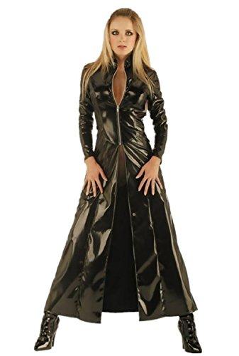 osen für Herren und Frauen Trinity Matrix Unisex-Cosplay (Neo Matrix Kostüm)