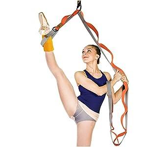 YNXing Bein Strecken MIT/Ballett – Stretching – Band/Kann Die BEINE / Hüfte Flexibilität für Ballett / Yoga / Fitness