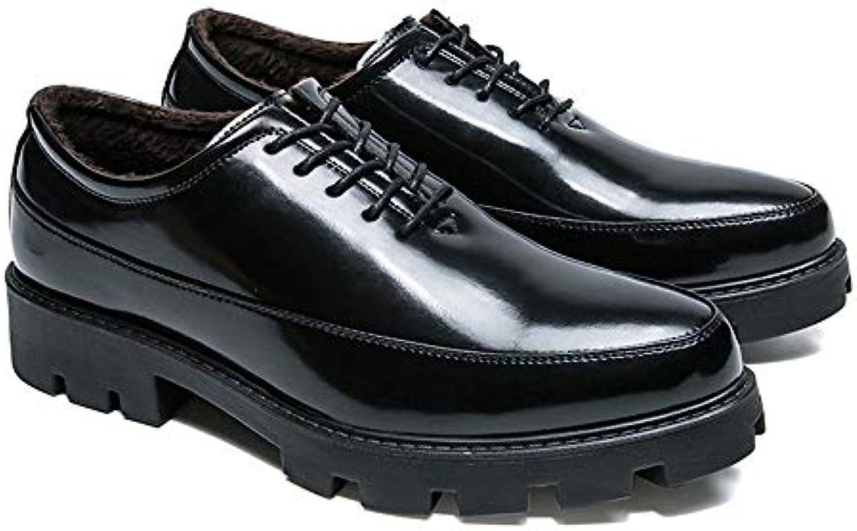 Scarpe da Lavoro da Uomo Oxford Leisure Classic Comfort Classic Plus in Cotone (Opzione Convenzionale)   | Bella Ed Affascinante Della  | Uomini/Donna Scarpa