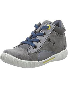 Ecco Ecco Mimic - Zapatos Primeros Pasos de Piel Lisa para Niño