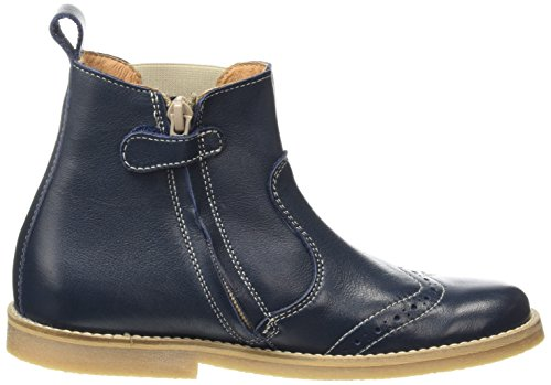 Froddo Unisex-Kinder Chelsea Boots Blau (Dark Blue)