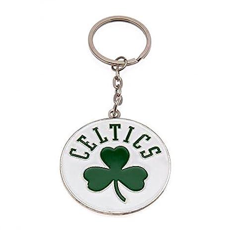 Official Boston Celtics Keyring
