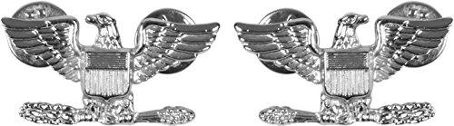 us-rangabzeichen-aus-metall-mit-nadelverschluss-in-verschiedenen-ausfuhrungen-farbe-colonel