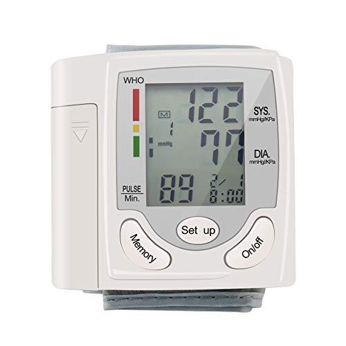 MEXCO Auto LCD Digital Upper Arm Blood Pressure Meter