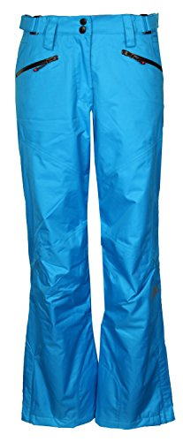 Völkl Damen Skihose Blau Nanga Pants 411410-332, Size:S