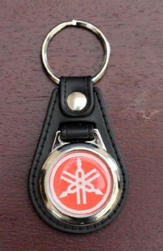 Yamaha Schlüsselanhänger mit rot Yamaha Logo, gebraucht gebraucht kaufen  Wird an jeden Ort in Deutschland