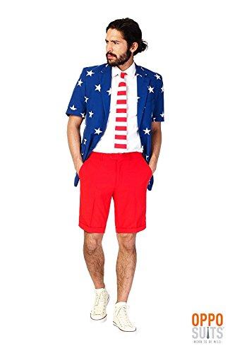 zug Summer Edition Opposuit (Stars And Stripes Anzug)