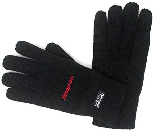 Preisvergleich Produktbild Snap On Herren Handschuhe  Schwarz schwarz Large