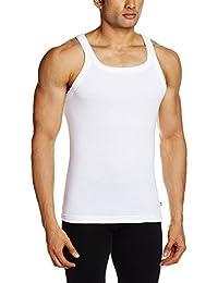 Kunnath Exports Men's Cotton Vest (Kunnath_2_90_White_90)