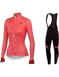 Uglyfrog 2017 Automne-Hiver Femme Thermique Maillot Manches Longues Costumes Vélos VTT Homme Cycle Bike shirt vélos Top Maillot de cyclisme DSRET22