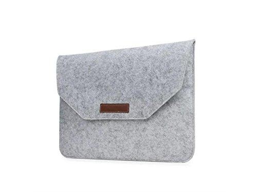 Preisvergleich Produktbild GYPO Schulrucksack Mode Filz Tablet Tasche Fall Innere Tasche Schutzhülle für 11-12 Zoll MAC / Ipad Air Finishing-Tasche