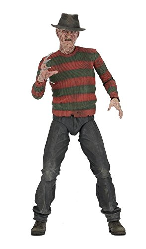 Nightmare On Elm Street Part 2 - Die Rache - Actionfigur - Freddy Krüger - 18 ()