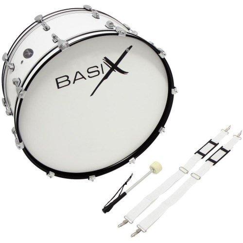"BASIX Marching Bassdrum 24 x 10"""