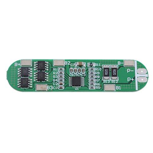 MagiDeal 4 S 18650 Li-ion Lithium-Batterie PCB Ladegerät Schutz Bord 14,8 V 16,8 V 6A