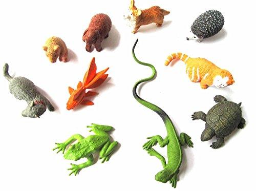 10x-haustiere-set-tierfiguren-miniblings-aufstellfiguren-katze-hund-hase-hamster