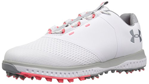 Under Armour UA W Fade RST, Chaussures de Golf Femme, Blanc...
