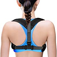 Tomight Back Posture Corrector, Shoulder Posture Brace for Men & Women, Posture Corrector for Upper Back, Neck and Shoulder