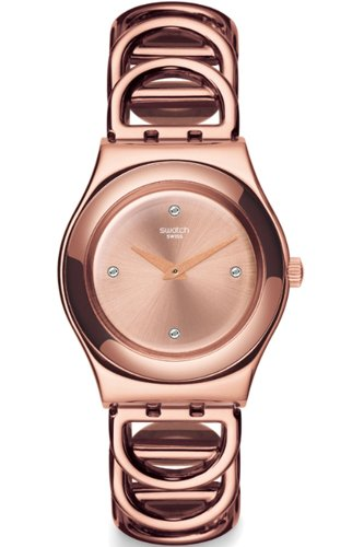 916ca48dd9b09 Women s Watches - Swatch Irony Women s Watch - Rose Gold was listed ...