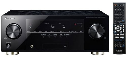 Pioneer VSX-921-K 7.1 AV-Receiver (Apple AirPlay , DLNA 1.5 Streaming-Client, HDMI, USB) schwarz