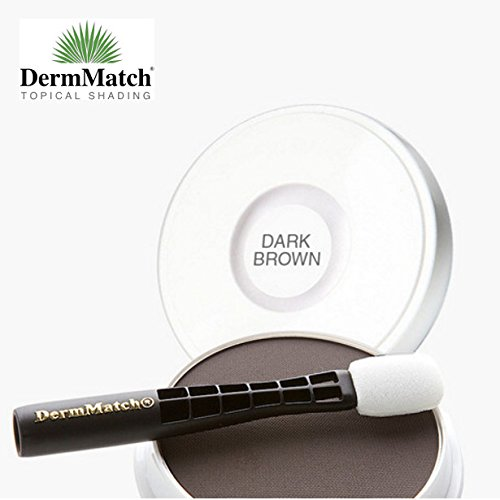 DermMatch Hair Loss Concealer - Dark Brown