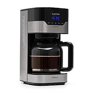 Klarstein Kaffeemaschine Arabica mit Filter - Filter-Kaffeemaschine, 900...