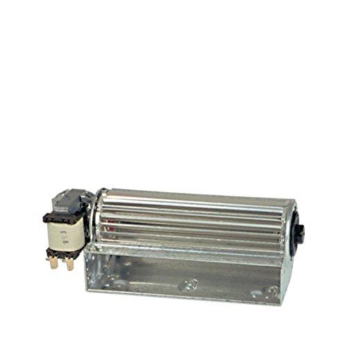 Orizzontale corrente ventola 180 mm motor piatto tipo a sinistra forno bauknecht 481236117022